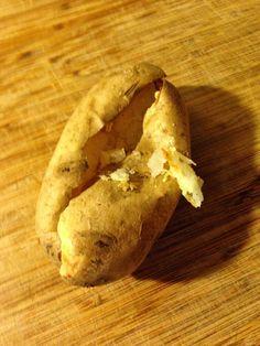 The Frugal Mennonite: The Amazing Exploding Potato Returns