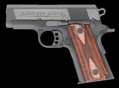 Colt New Agent .45 ACP