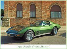 1970 corvette stingray   1970 Corvette Stingray   Flickr - Photo Sharing!