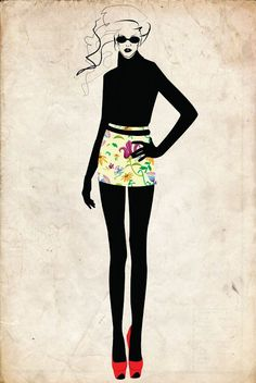 Will Ev Fashion Illustration