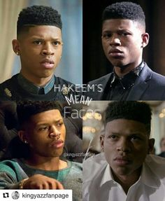 http://EmpireX.Stream #Repost @kingyazzfanpage with @repostapp  Hakeem and his mean faces.  he is just too fine when he gets mad @yazzthegreatest #teamyazz #yazzthegreatest #brysheregray #empire #hakeemlyon