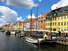 Copenhagen Denmark  Lying on the islands of Zeeland and Amager, Copenhagen, the capital of Denmark and one of the world's most environmentally friendly cities, is certainly a wonderful destination for any king of traveler.