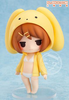 Good Smile Company - Nendoroid #304 - wooser`s hand-to-mouth lif - Rin & Wooser + Mechawooser (Ship MAY 2013)