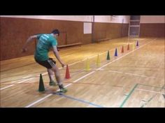 Warmup (12-18+ yrs) - Physical preparation exercise - YouTube