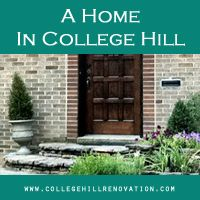 A Home in College Hill  http://www.collegehillrenovation.com