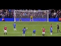 Chelsea 5-4 Man Utd (Capital One Cup 2012/13)