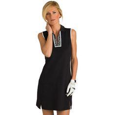 Pique Golf Dress by Tail Activewear | DJBENNETT