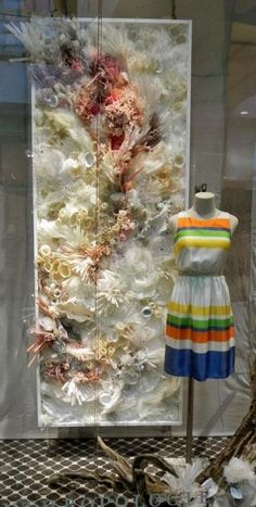 Anthropologie – Earth Day Windows