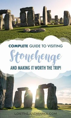 Tips on visiting Sto Tips on visiting Stonehenge in England UK and how to tick it off your bucket list without wondering whether it will be worth it! Includes how to get there from London and how to buy tickets Europe Destinations, Europe Travel Tips, Travel Usa, Travel Guides, Travel Hacks, Disney Travel, Iceland Travel, Greece Travel, Budget Travel