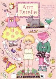mary engelbreit paper dolls - Google Search