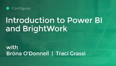 [Webinar recording] Introduction to PowerBI and BrightWork #SharePoint2019 #SharePoint2016 #SharePoint2013 #SharePoint #projectmanagement #projects #PPM #PMO #BrightWork #PPMsoftware #PowerBI #MicrosoftPowerBI #PowerBIdashboards #PowerBIreports #PowerBISharePoint #freewebinar