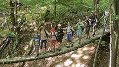 Öt kirándulás, amit a gyerkőcök is imádni fognak - rész Trekking, Street View, Marvel, Tours, Outdoor Decor, Education, Speech Language Therapy, Historia, Onderwijs