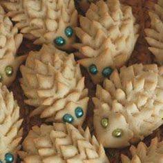 kirpi kurabiye