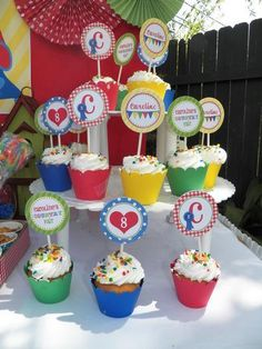 Caroline's Country Fair and Carnival | CatchMyParty.com