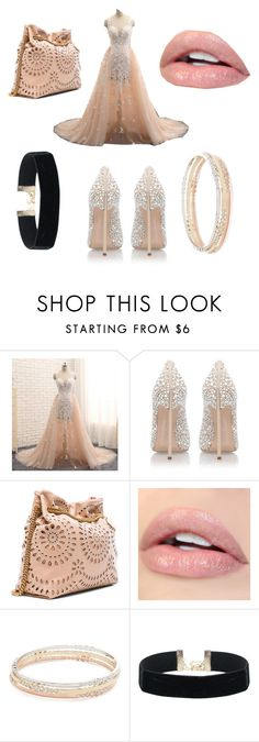 """Prom! Again..."" by info-chan ❤ liked on Polyvore featuring Casadei, STELLA McCARTNEY and Kate Spade"