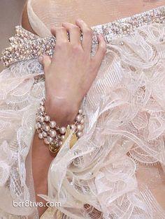 Giorgio Armani Privé Fall Winter 2013-14 Haute Couture Details