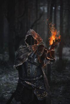 DS косплей,DS cosplay,Dark Souls,фэндомы,Fire keeper,DSIII персонажи,Dark Souls 3,Ashen One