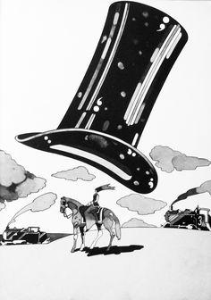 Heinz Edelmann My psychedelic childhood — DOP