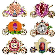 Disney carriages