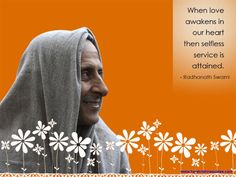 Selfless Service | Hare Krishna Quotes