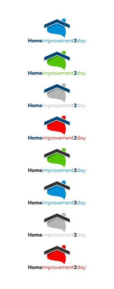 Logo design for online home improvement services directory by Luke.Concept™