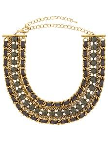 Macy Necklace - Gold