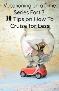 How To Cruise for Less