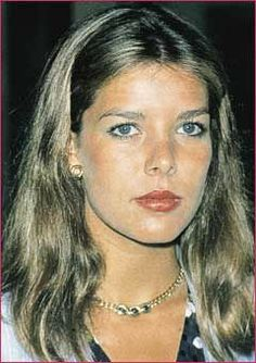 Princess Caroline of Monaco...her daughter charlotte looks just like her mom!
