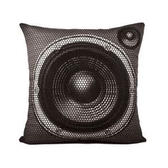 Speaker Pillow, $16, now featured on Fab.