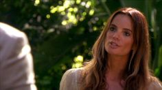 """""""The next time you show up unannounced no one will ever see you again."""" [Fi Glenanne]  Pictured: Fiona Glenanne (Gabrielle Anwar)"""