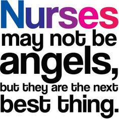 Thank you to all the (almost) angels I had the pleasure of being cared for by at the Sturgeon Community Hospital