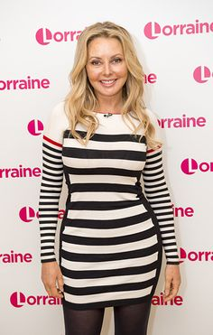 "Carol Vorderman - ""Lorraine"" TV Show in London - Celebrity Nude Leaked! Carol Vordeman, Carol Kirkwood, Thing 1, Famous Girls, Tv Presenters, Fashion Over 50, Beautiful Celebrities, Beautiful Women, Bodycon Dress"