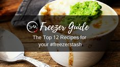 The Top 12 Thermomix Recipes to Freeze - skinnymixers 12 Recipe, What Recipe, How To Cook Pork, How To Cook Pasta, Skinny Recipes, Keto Recipes, Freezer Recipes, Recipes Dinner, Health Meal Prep