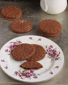 Chocolate Espresso Pudding Cookies by @Milisa- Miss in the Kitchen  www.bluebonnetsandbrownies.com