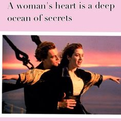 old Rose about titanic #quote #titanic