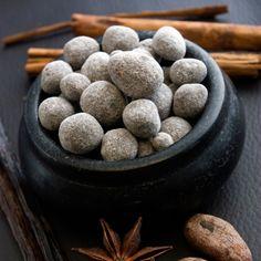 Découvrez la recette des fines truffes à la cannelle