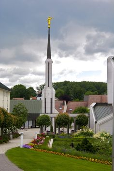 Frankfurt Germany Temple. #LDS #Mormon