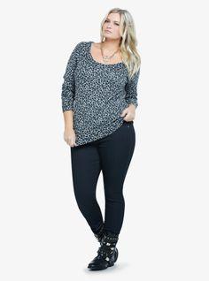 Cheetah Print Sweater | Torrid