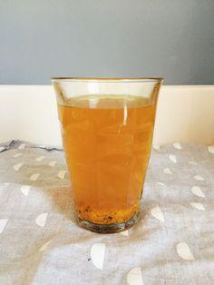 Turmeric + Pomegranate Tea // The Shortbread Cure