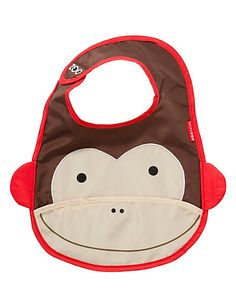 Zoo Bib - Monkey Home 7pond