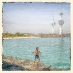 Kuwait Three Towers 2011