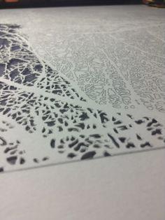 Papercut in progress Paper Cutting, Create, Artwork, Work Of Art, Auguste Rodin Artwork, Artworks, Illustrators
