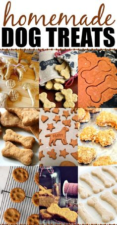 Homemade Dog Food Such a fun list of Homemade Dog Treats! Perfect for the pup in your life! Check out this awesome list of Homemade Dog Treats! Perfect for the pup in your life! Puppy Treats, Diy Dog Treats, Homemade Dog Treats, Dog Treat Recipes, Dog Food Recipes, Food Tips, Recipies Healthy, Cookie Recipes, Dog Biscuits