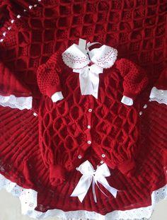SAIDA MATERNIDADE LINHA  camisinha Saida De Maternidade Tricot c594a0d4021