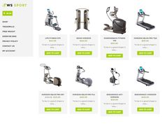 WS Sport is an awesome Fitness Equipment WooCommerce Shopping Cart WordPress Theme for online store.  It makes your destinations showing on versatile/tablet variant with 100% responsive layout. Moreover, we offer bolster administrations like page developer and drag-drop design content prepared to help customers build up their sites. From that point onward, boundless shading and shading picker can be controlled by administrator board. Make an expert site to bolster your business and urge it…