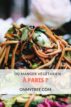 """Manger végétarien à Paris, c'est compliqué !"" Oui, mais de moins en moins. Découvrez mon top des restaurants végétariens à Paris ! #Paris #vegan #restaurants Yummy Veggie, Veggie Food, Veggie Recipes, Travel Plan, Travel Ideas, Travel Inspiration, Paris Vegan, Vegan Restaurants, Bons Plans"