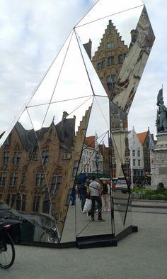 Brugge trienale grote markt 2015