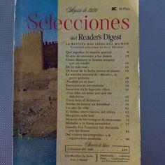 En el Centro de Documentación Publicitaria contamos con el mayor archivo de España de publicidad gráfica. El anuncio más antiguo es de  1682. Nos llegan las revistas, se separan los anuncios y se clasifican por marcas. También con los más modernos, como los que hay en este Reader's Digest de hace casi 60 años :) :) :). Es un proceso largo pero al final conseguimos tener la historia publicitaria completa de las marcas, que no es poco #publicidadantigua #mccanncuidalapublicidad #publicidad