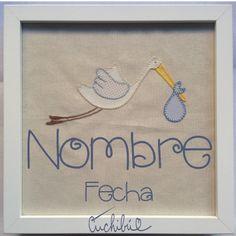 Cuadros de nacimiento Ideas Para, Home Decor, Birth, Hipster Stuff, Manualidades, Decoration Home, Room Decor, Interior Decorating