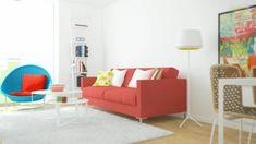 scandinavian-house-walkthroughs  [Beautiful sofa. I especially love the legs!]